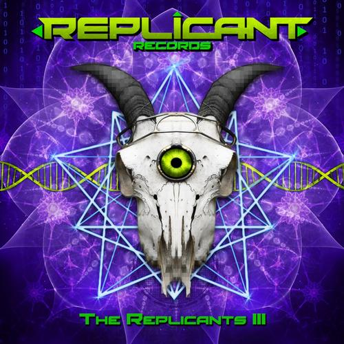 Album Art - The Replicants Volume 3