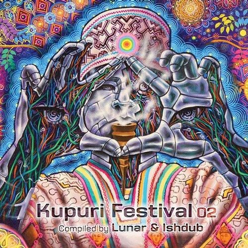 Album Art - Kupuri Festival 02