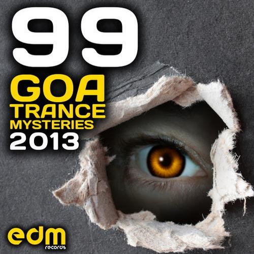 Album Art - 99 Goa Trance Mysteries (Best of Top Psychedelic, Progressive, Fullon, Hitech, Hard Techno, Forest)