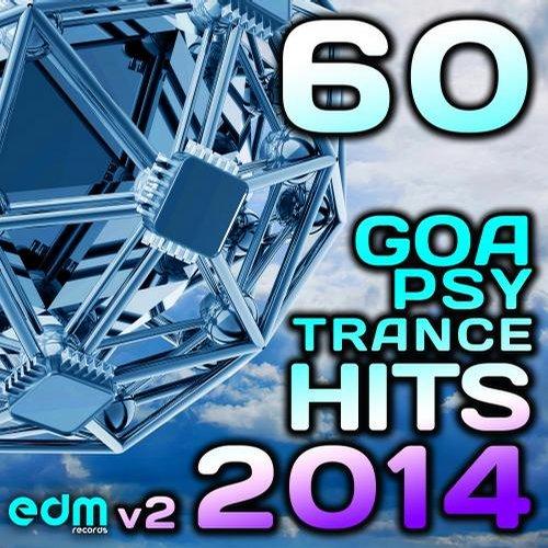 Album Art - Goa Psy Trance 2014 - 60 Best of Top Hits