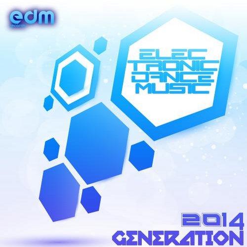 Electronic Dance Music Generation 2014 Album Art