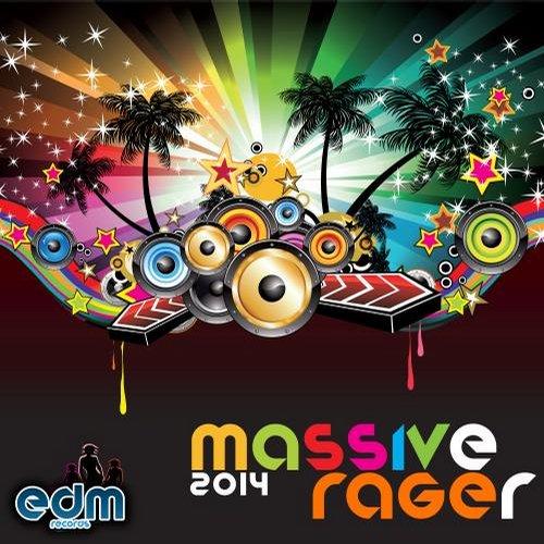 Album Art - Massive Rager 2014