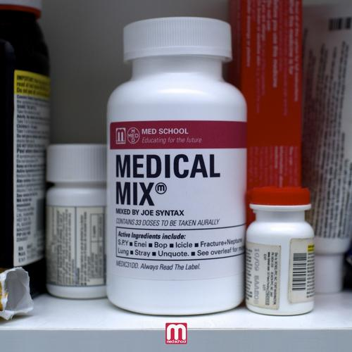 Album Art - Medical Mix