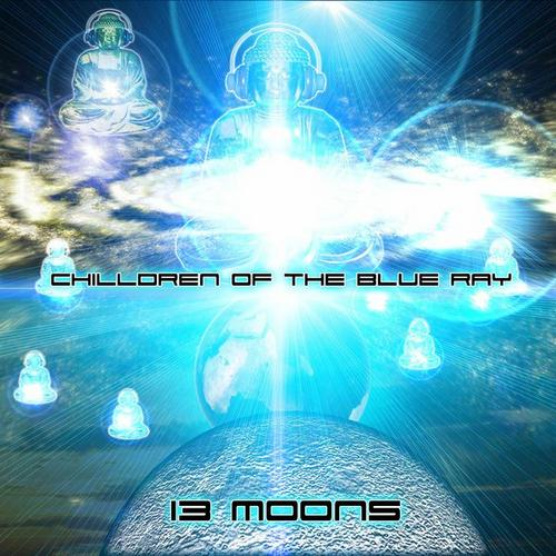 Album Art - Chilldren Of The Blue Ray Vol. 1