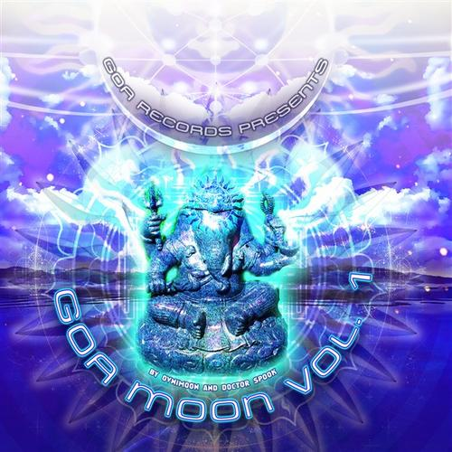 Album Art - Goa Moon Volume 1