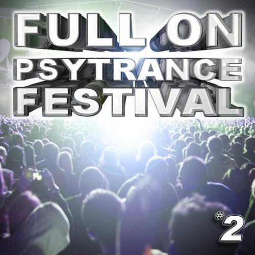 Album Art - Full On Psytrance Festival V2