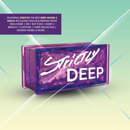 Album Art - Strictly Deep