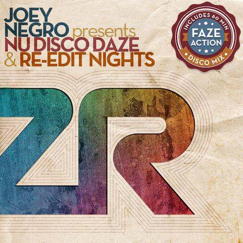Album Art - Joey Negro Presents Nu Disco Daze And Re-Edit Nights