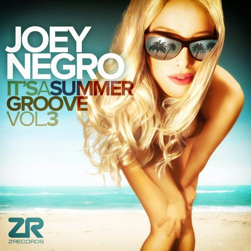 Album Art - Joey Negro presents It's A Summer Groove Vol.3