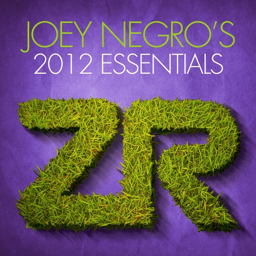 Album Art - Joey Negro's 2012 Essentials