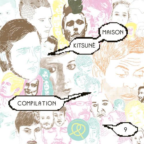 Album Art - Kitsune Maison Compilation 9 - Petit Bateau Edition