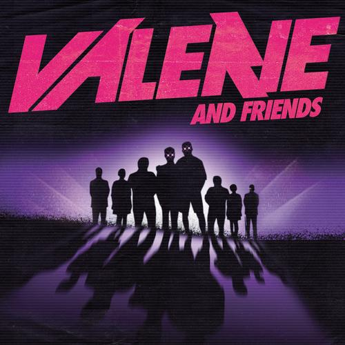 Album Art - Valerie and Friends