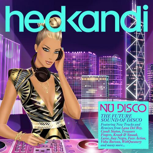 Album Art - Hed Kandi Nu Disco