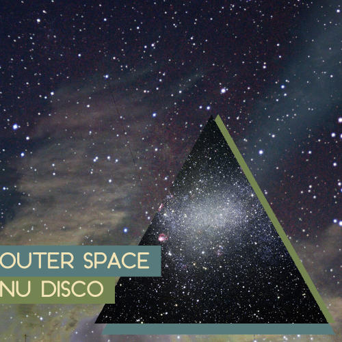 Album Art - Outer Space Nu Disco