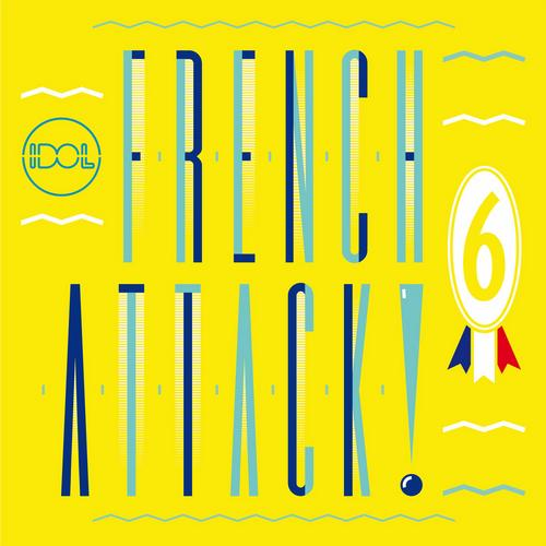 Album Art - French Attack! Vol. 6