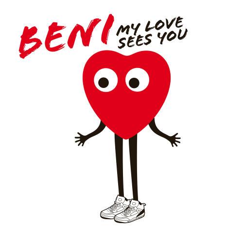 Album Art - My Love Sees You EP (Bonus Track Version)