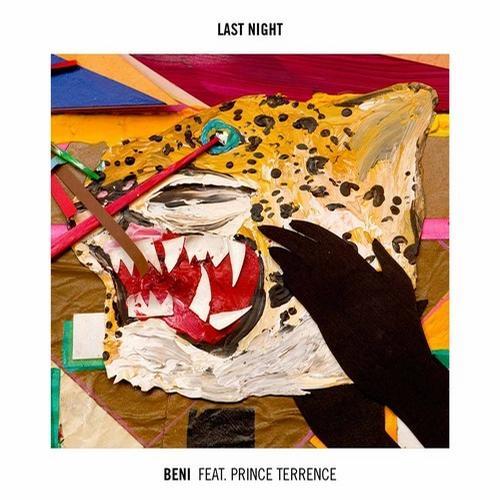Album Art - Last Night featuring Etienne de Crecy & Prince Terrence