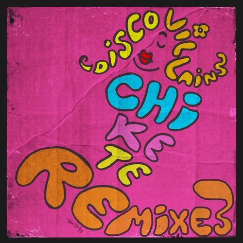 Album Art - Chiketere Remixes EP