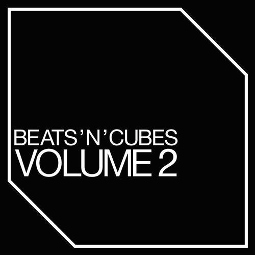 Beats'n'Cubes, Vol. 2 - EP Album Art