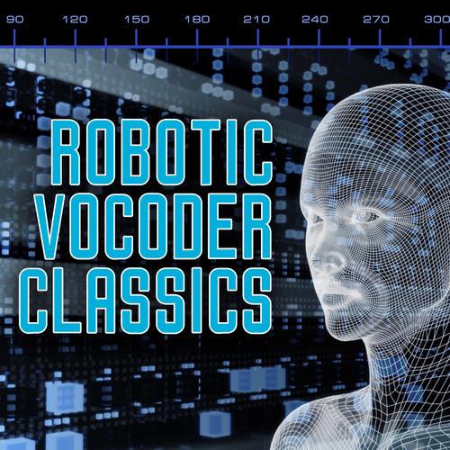 Album Art - Robotic Vocoder Classics