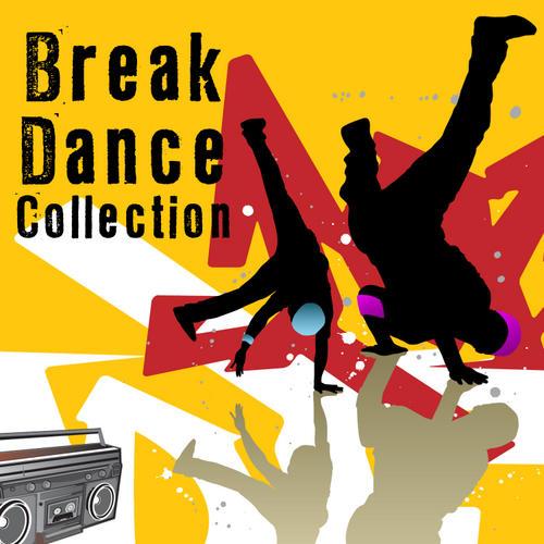 Album Art - Break Dance Collection