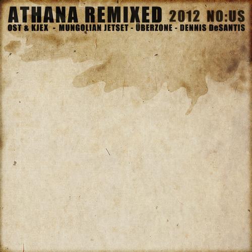 Album Art - Remixed 2012 NO:US