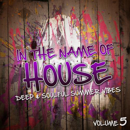 Album Art - In The Name Of House - Deep & Soulful Summer Vibes