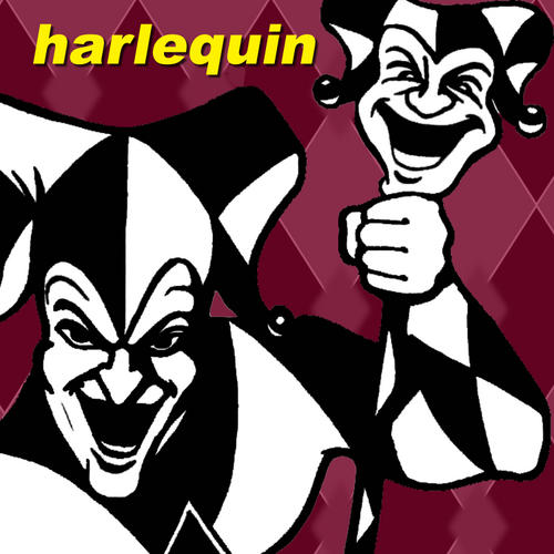 Album Art - Harlequin Sampler