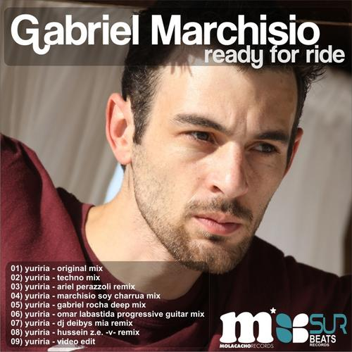 Album Art - Ready For Ride