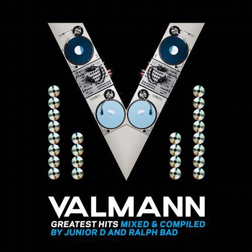 Album Art - Valmann - Greatest Hits