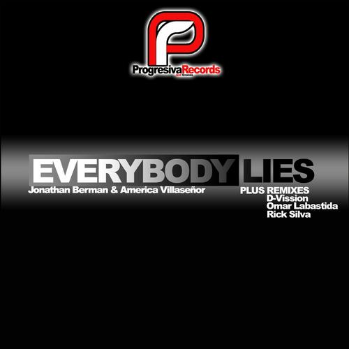 Everybody Lies Album Art