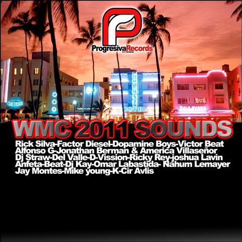 Album Art - WMC 2011 Sounds