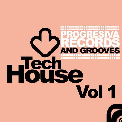Album Art - Tech House 1