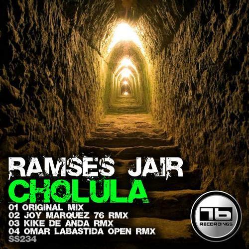Album Art - Cholula