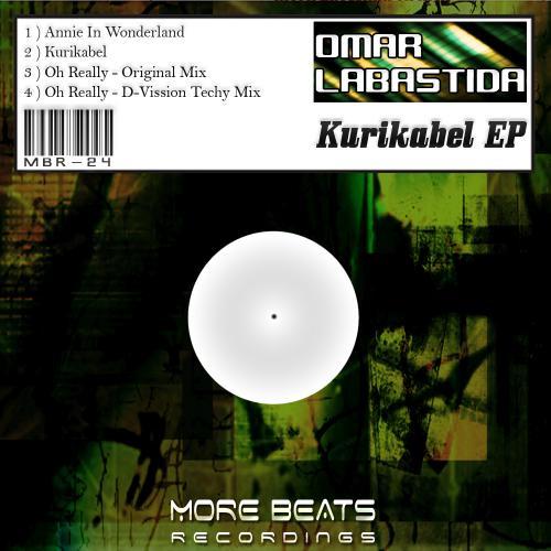 Album Art - Kurikabel EP
