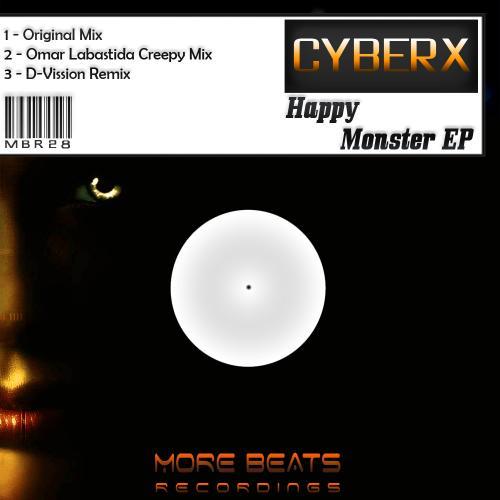Album Art - Happy Monster EP