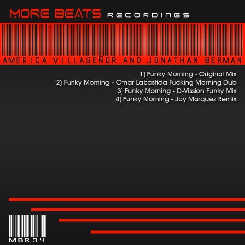 Funky Morning EP Album Art