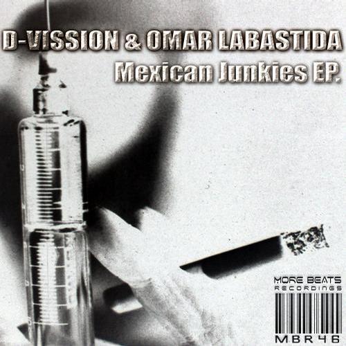 Album Art - Mexican Junkies EP