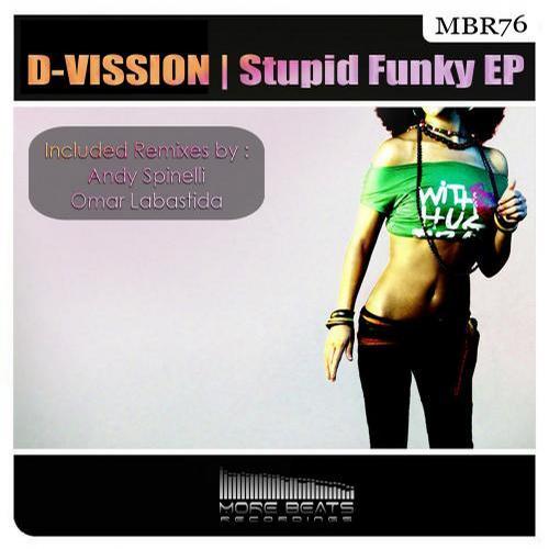 Album Art - Stupid Funky EP
