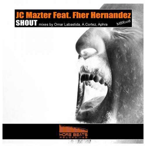 Album Art - Shout EP