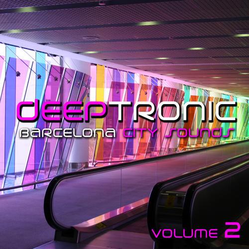 Album Art - Deeptronic - Barcelona City Sounds Volume 2