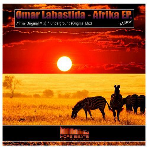 Album Art - Afrika EP