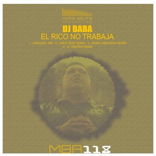 Album Art - El Rico No Trabaja EP