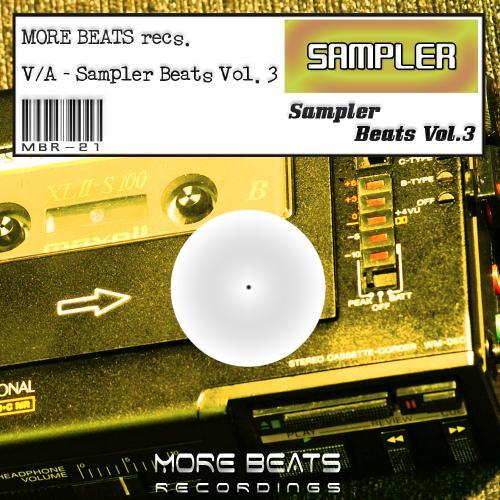 Album Art - Sampler Beats Vol. 3