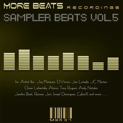 Album Art - Sampler Beats Volume 5