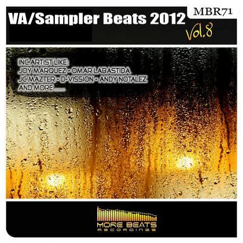Album Art - Sampler Beats Vol8