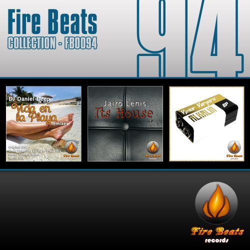 Album Art - Fire Beats Collection 0094