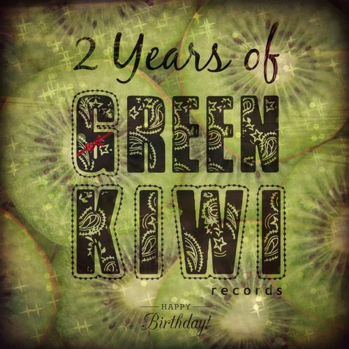 Album Art - 2 Years Of Green Kiwi Records
