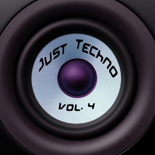 Album Art - Just Techno Volume 4