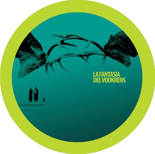 Album Art - La Fantasia Del Vodkrens